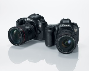World's Highest Resolution Full-Frame DSLRs: The Canon EOS 5DS, EOS 5DS R