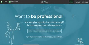 Sprout Studio: Professional Photographers All-In-One Management Software