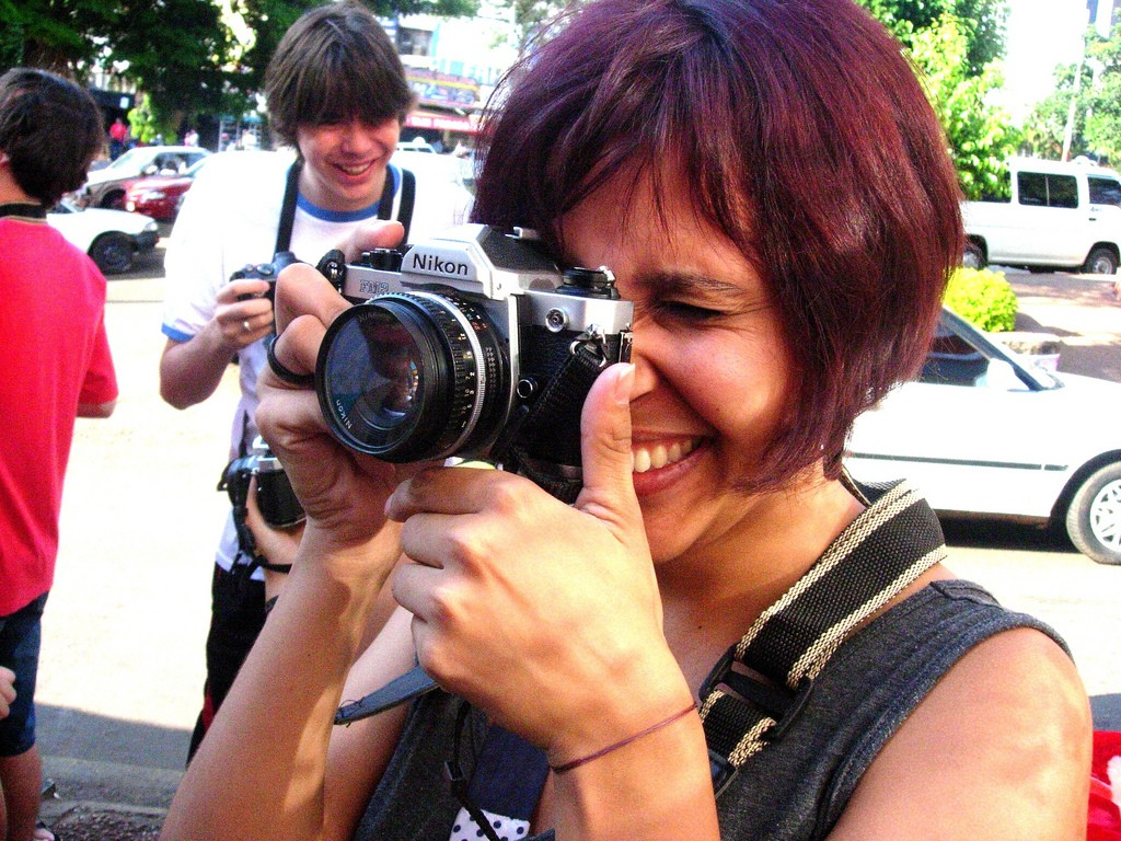 camera, photo walk