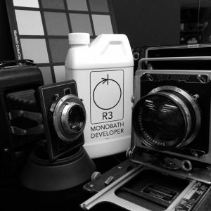 One-Step Black and White Monobath Film Developer