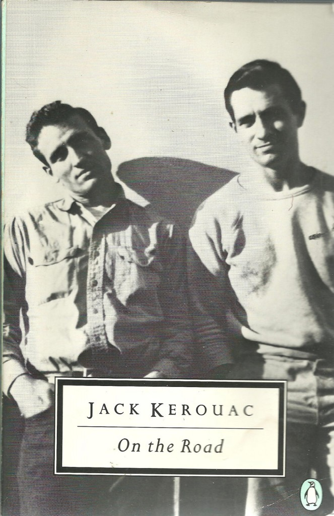 on the road, jack kerouac, dean moriarty, sal paradise, neal cassady