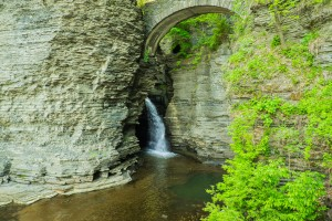 Day 1: Fear and Serenity; Watkins Glen State Park, NY
