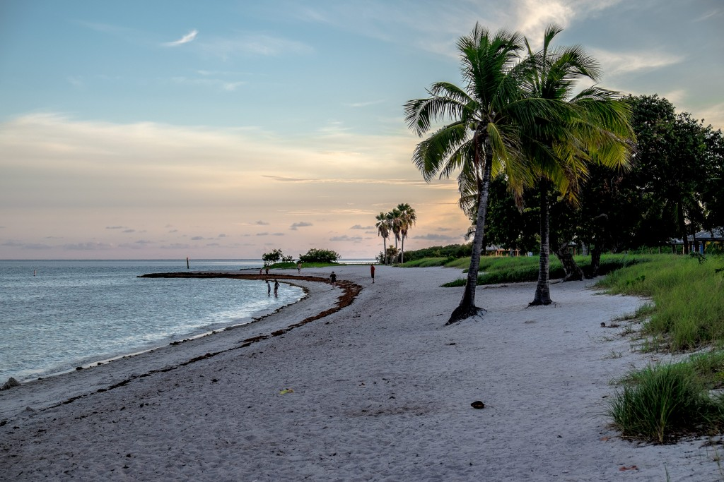 sombrero beach, the florida keys