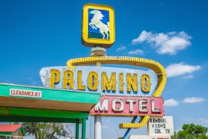On The Road: Tucumcari and Route 66