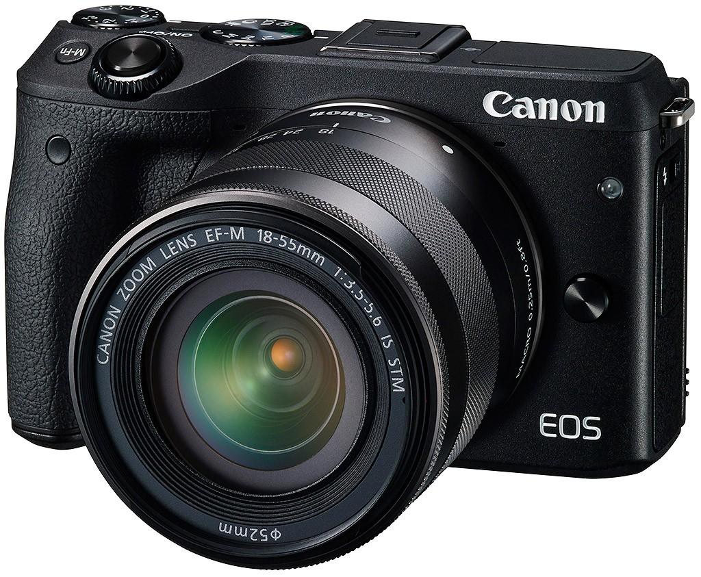 Canon EOS M3, Most Influential photography news, canon camera, picture of camera, mirrorless camera