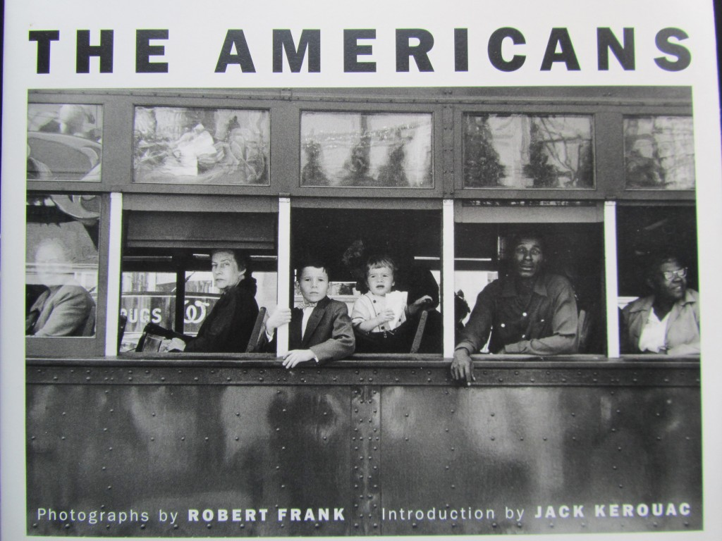 robert frank, jack kerouac, the americans, photo book,
