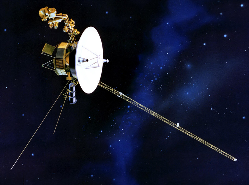 Voyager 1, NASA spacecraft,