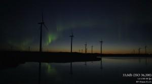 Shooting Aurora Borealis at ISO 4,000,000 With Canon ME20F-SH