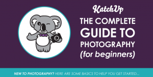 The Beginners Guide to Photography [Infographic]