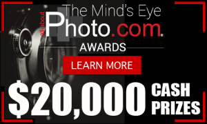 Win $20,000 in Cash Prizes By Entering All-About-Photo.com's The Mind's Eye Photography Awards