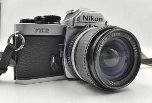 Late Photographer Mary Ellen Mark's Nikon Up For Sale