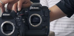 A Nikon Symphony With The Camera Shutter Sound