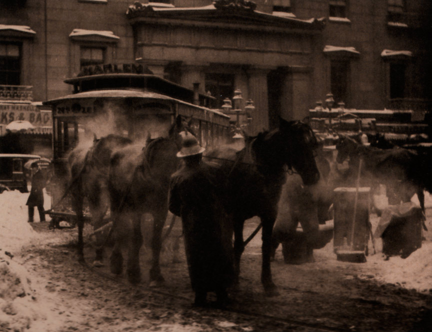 """The Terminal"" by Alfred Stieglitz, equivalence"