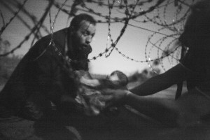 Warren Richardson Wins 2015 World Press Photo of The Year