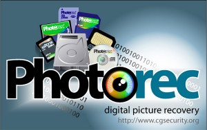 Photorec, free data recovery service, software to recover digital photos, The Best Way to Store Photos