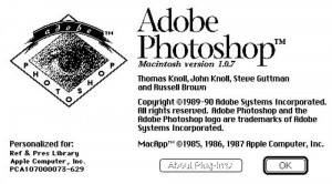 See What Happens When Experts Use Photoshop 1.0