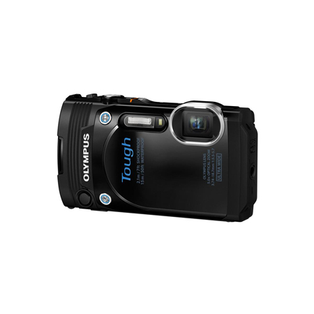 Olympus Stylus Tough TG-860 black, adorama camera